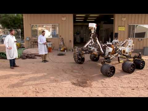 Curiosity's New Drilling Technique