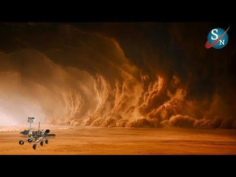 नासा ने Opportunity rover को तूफान से क्यों नहीं बचाया|Mars Rover Curiosity's 7 Biggest Discoveries