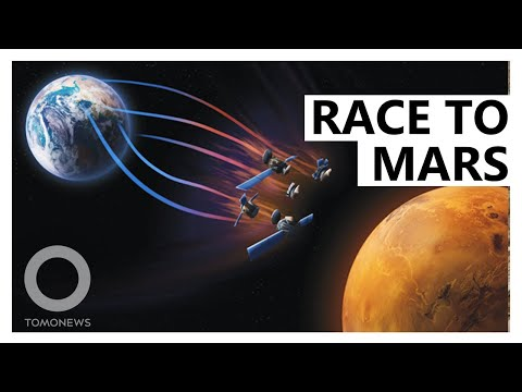 Mars 2020: Race to the Red Planet – TomoNews