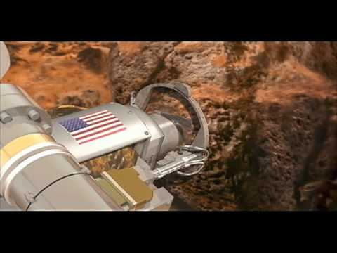 Mars Rover Spirit Finds Clue to Planet's Past and Environment for Life